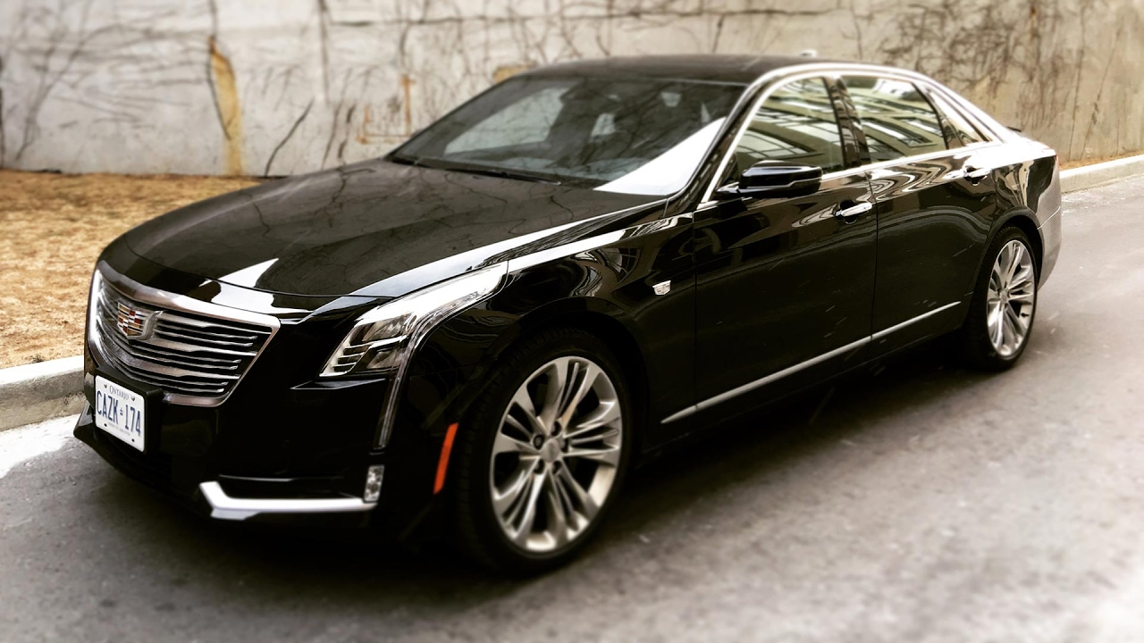 2017 Cadillac Ct6 Platinum 3 0tt Awd Review