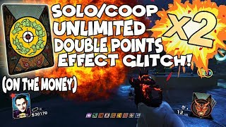 Infinite Warfare Zombies SOLO/COOP UNLIMITED *DOUBLE POINTS* EFFECT+MINI POWER VACUUM GLITCH!!