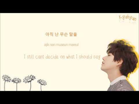 KYUHYUN 규현 - Goodbye For Now 다시 만나는 날 Color-Coded-Lyrics Han l Rom l Eng 가사 by xoxobuttons