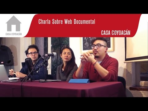 Charla Sobre Web Documental - FPM