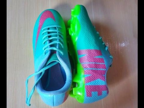 a2fb228125 23 UNBOXING - MERCADO LIVRE - CHUTEIRA NIKE - YouTube