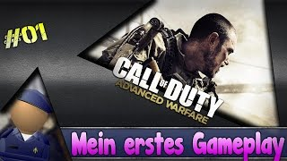 CoD Advanced Warfare #01 - mein erstes Gameplay