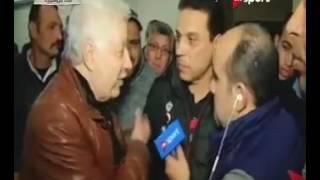 بالفيديو.. مرتضى منصور يُقبل البدري بعد الهزيمة: «نفسي يدرب الزمالك»