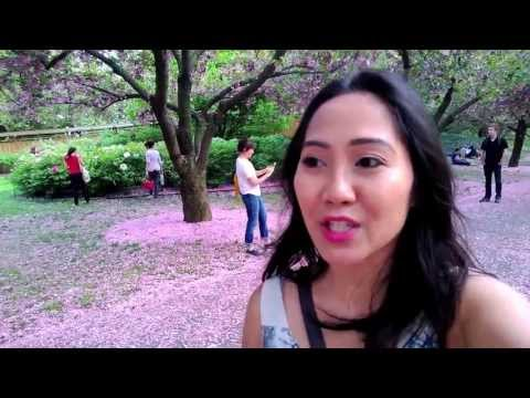 Brooklyn Botanical Garden Vlog