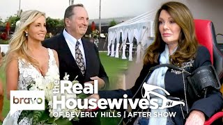 The Ladies Are at a Loss for Words When Discussing Camille's Wedding | RHOBH After Show (S9 Ep15)