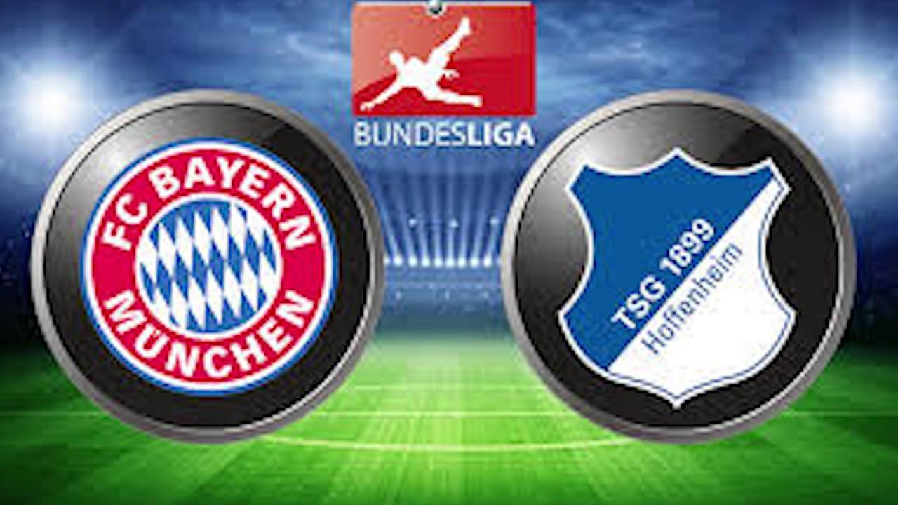 Bayern Hoffenheim Live