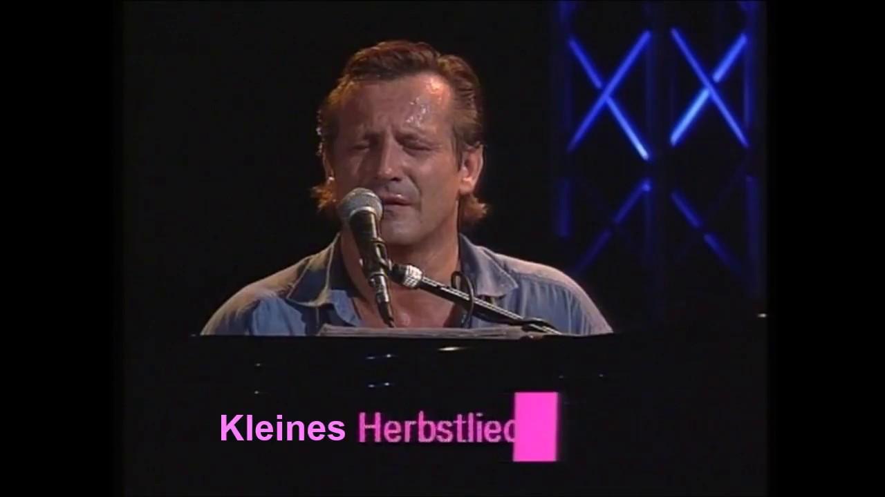 Konstantin Wecker - Der Dumme Bub II