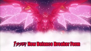 High school DxD  Hero Issei New Balance Breaker Ep 11