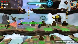 Ninjago Skybound app gameplay level 7