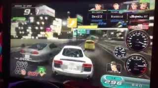 Wangan Midnight Maximum Tune 5: 640HP Audi R8 V10 VS Blackbird, Monster Supra, Devil Z