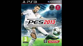 PES 2013 Soundtrack - Rednek - They Call Me (Radio Mix a.k.a. Popstep Remix)
