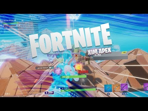 xim fortnite