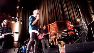"""Tim Burgess """"Years Ago"""" at The Union Chapel, Islington, 24th October 2012"""