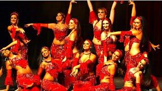 Orlando Bellydance -  Harramt Ahebak Warda Choreography