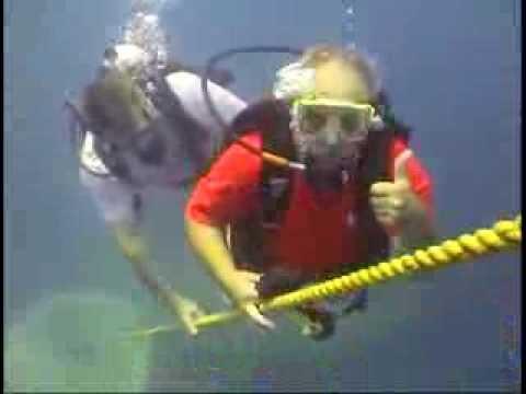 Quick's diving Services Vandenberg trip