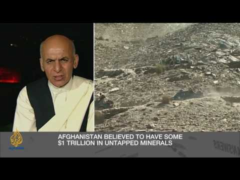 Riz Khan - Afghanistan: Cash and corruption