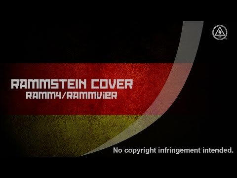 Rammstein Cover - Ramm4/RammVier (Lyrics/Original/Español)