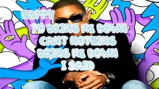 Happy~Pharrell Williams lyrics