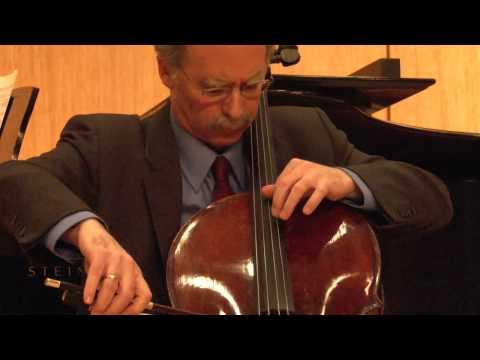 Hamilton Cheifetz plays Haydn-Piatigorsky