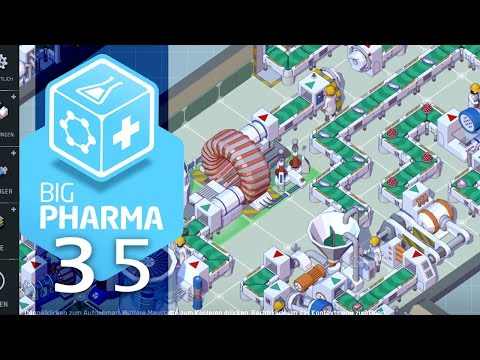 Big Pharma [#35] - Abreißen, neu machen - Let's Play