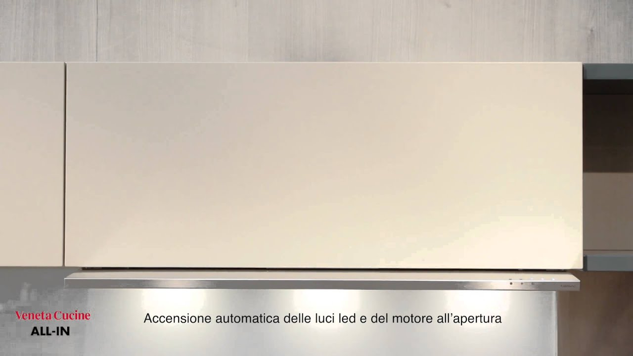 Luci Led Per Cucina venetacucine cappa all-in falmec_ita