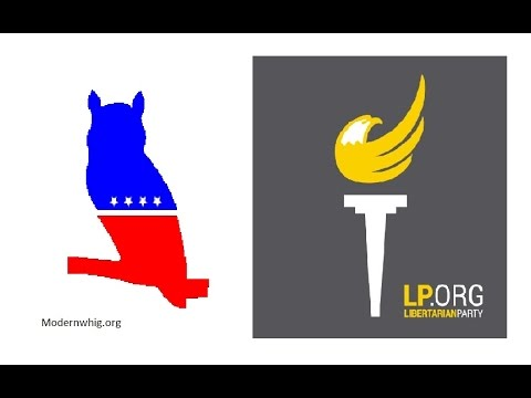 Difference between the Libertarian and the Modern Whig Parties