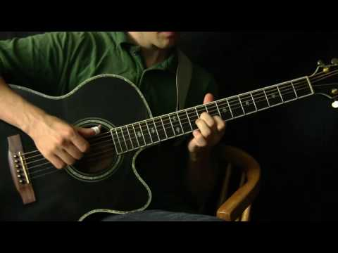 Treetop Flyer Guitar Lesson - Verse Parts - The Travis Picking Guitar Series
