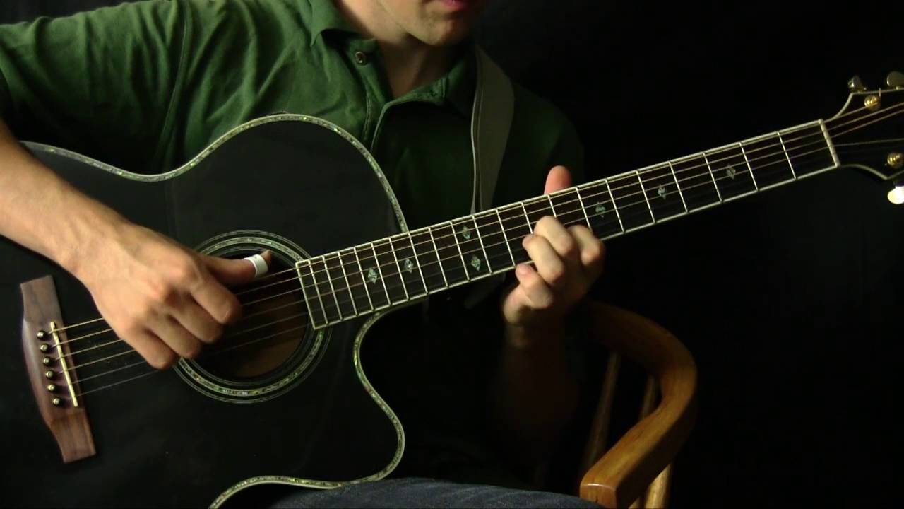 Treetop Flyer Guitar Lesson