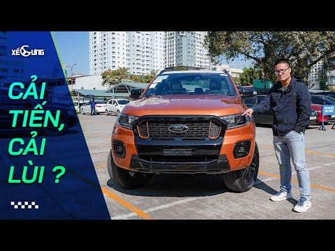 Ford Ranger 2021 cắt bớt option, tăng giá bán? | Xế Cưng Review