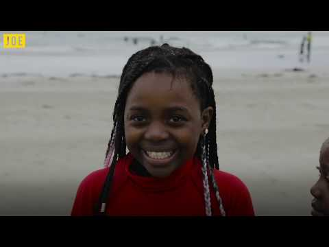 Welcome Wave: Children in Direct Provision in Ireland go surfing