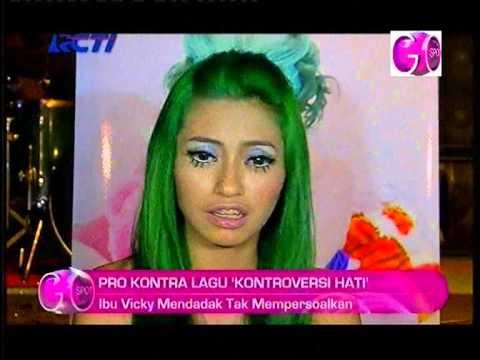 Pro Kontra Lagu Kontroversi Hati, 20 Oktober 2013