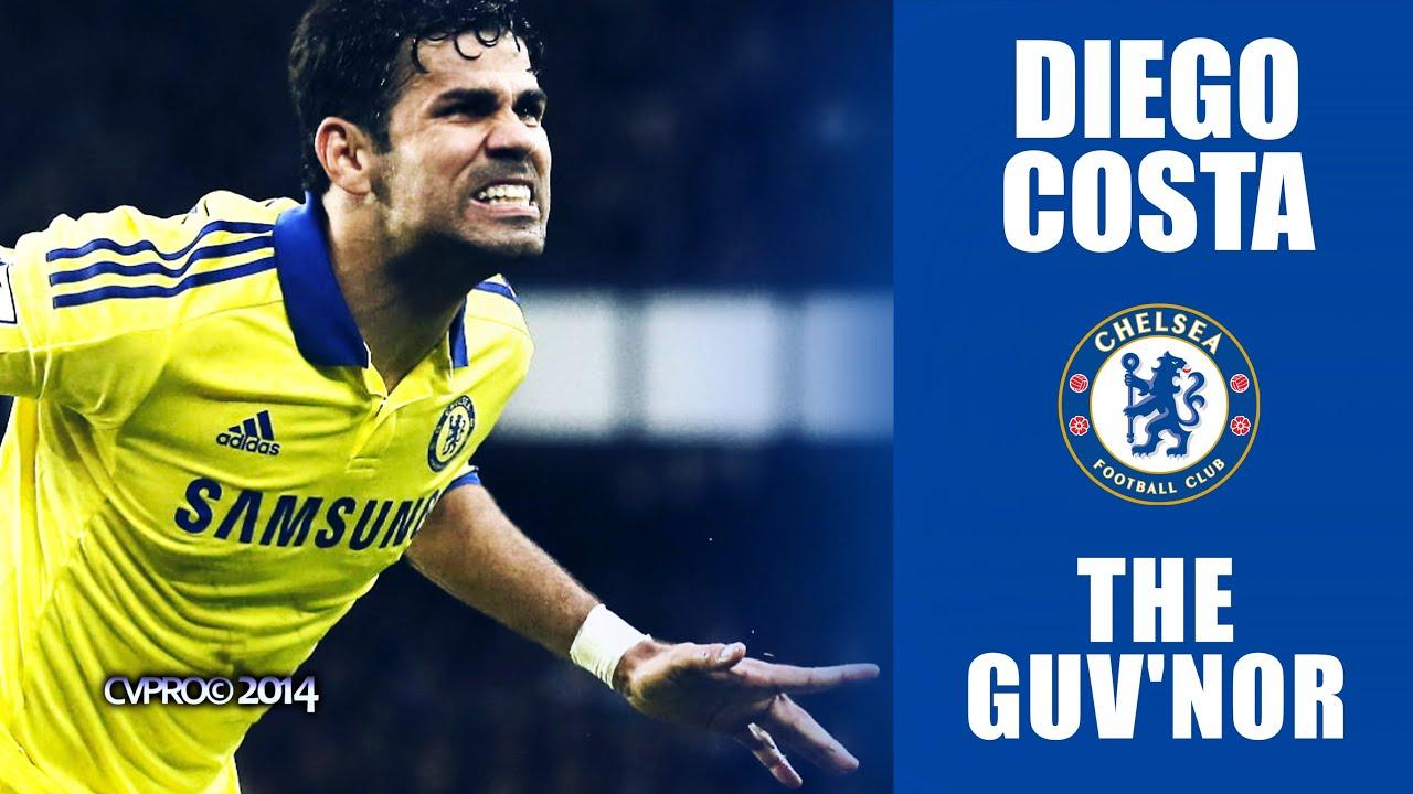 Diego Costa The Guv Nor