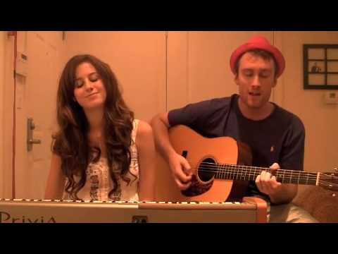 Airplanes, B.o.B / If We Ever Meet Again, Timbaland & Katy Perry Cover by Paulina & Douglas James