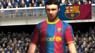 FIFA 11 PSP Gameplay HD