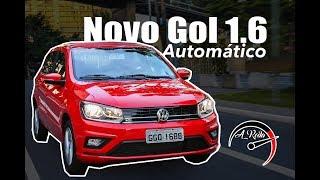Novo VW Gol 1.6 Automático - Como anda o primeiro Gol automático da história? - A Roda #51