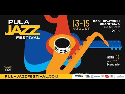 2. Int.Pula Jazz Festival 15. 08. 2017.  - CHUI