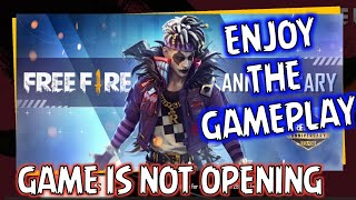 Free Fire Live - New Update - Game Is Not Opening - Garena Free Fire