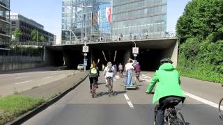 adfc nrw fahrradsternfahrt 2014 dsseldorf