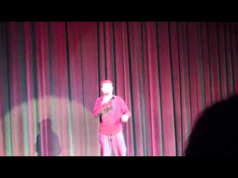 Charles Butterworth - George Bush impersonation at talent show