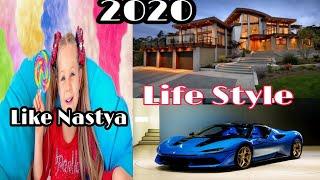 Like Nastya life Style , biography , profession , net worth , YouTube earning , luxurious house