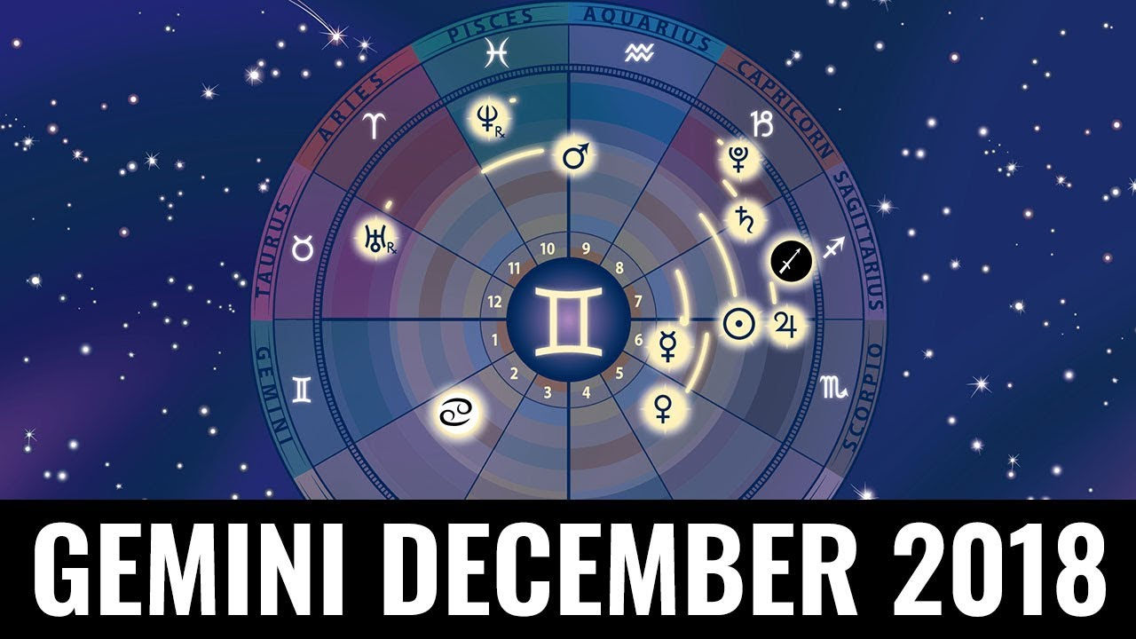 weekly horoscope gemini 12 december 2019