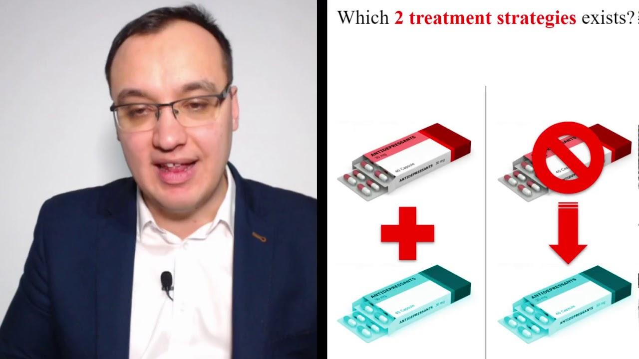 Unipolar depression – Treatment resistance