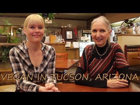 Vegan in Tucson, Arizona