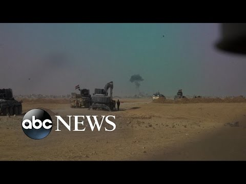 Mosul Offensive | Iraqi Forces Enter Mosul After 2-Weeks of Fighting
