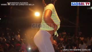 Darlive: Christian Bella Alivyo washindanisha Mashabiki Zake Kucheza Wimbo wa kiba
