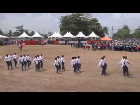 Trinidad and Tobago Defence Force  Sports Day 2015