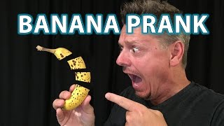 Banana Magic Prank - How to do Tricks!