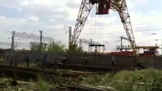 видео козловой кран Москва
