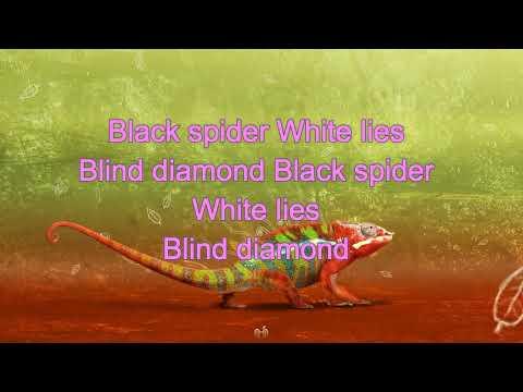 Kovacs - Black Spider Lyrics