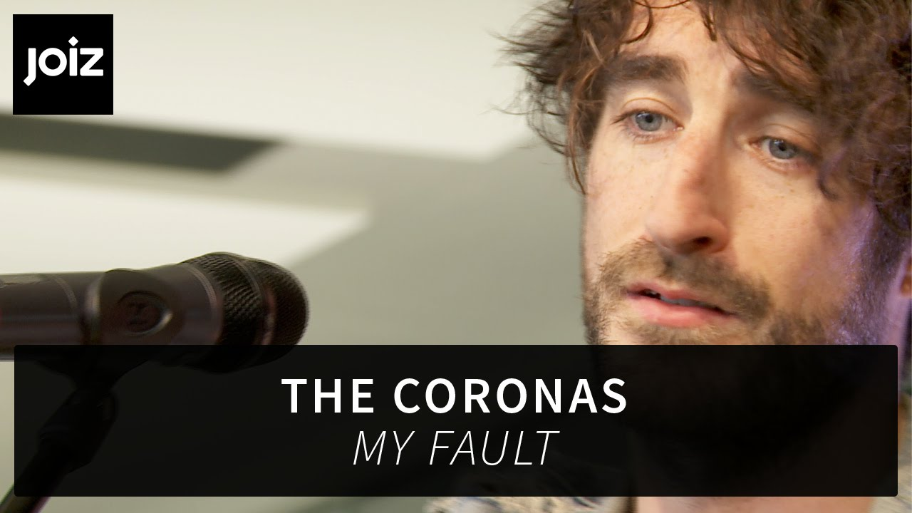 the-coronas-my-fault-live-at-joiz-joiztv
